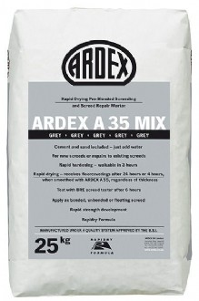 A38 ENGINEERED SAND 1000kg ARDEX