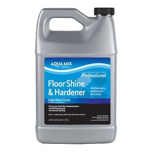 AQUAMIX FLOOR SHINE & HARDENER 3.78L