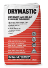 DRYMASTIC 20KG -CONSTRUCTION CHEMICALS